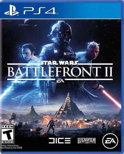 Star wars battlefront 2 ps4 playstation nuevo sellado juego