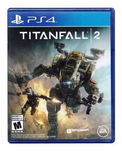 Titanfall 2 dos ps4 playstation 4 juego nuevo en karzov