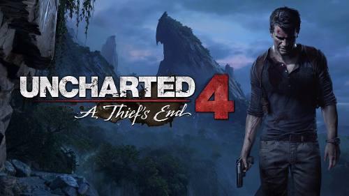 Uncharted 4 ps4 juego físico