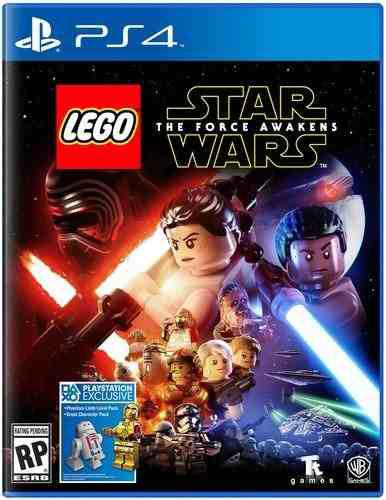 Vídeo juego lego star wars: the force awakens -