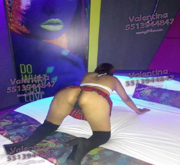 Ven a disfrutar de un rico sexo conmigo