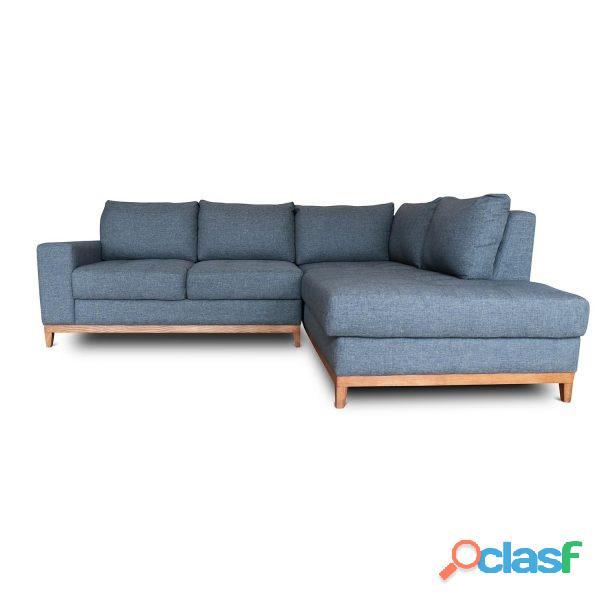 Sala esquinera andrea diseños minimalistas mobydec muebles