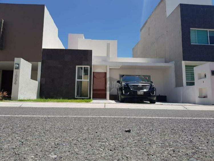 Casa nueva en venta en condesa juriquilla