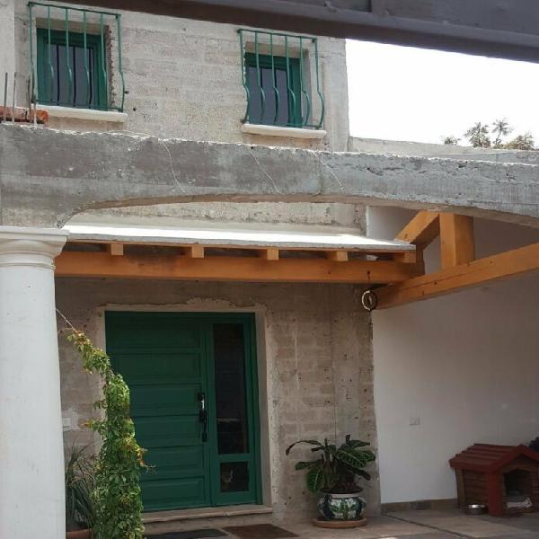 Casa panorámica en venta, tepoztlán