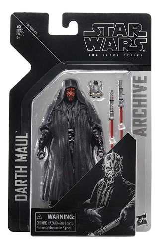 Darth maul star wars the black series - original -