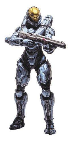 Figura acción halo 5 guardians series 1 spartan kelly