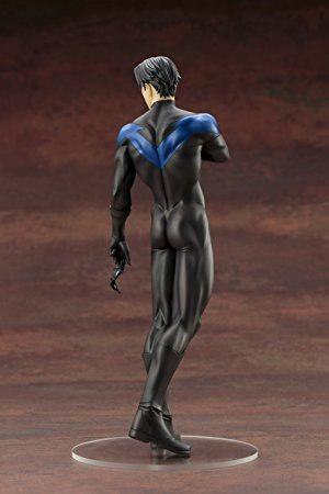 Figura kotobukiya dc comics nightwing ikemen estatua acción