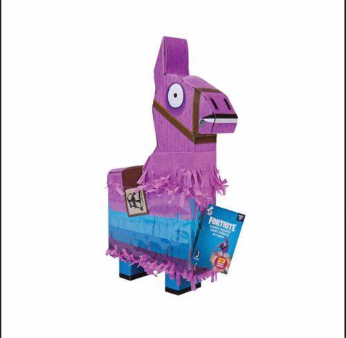 Fortnite llama drama loot piñata figura accesorios nuevo