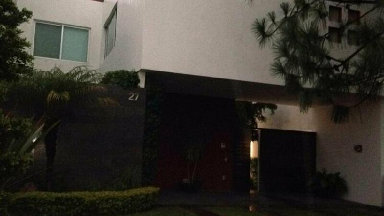 Hermosa casa en renta en zona real, zapopan