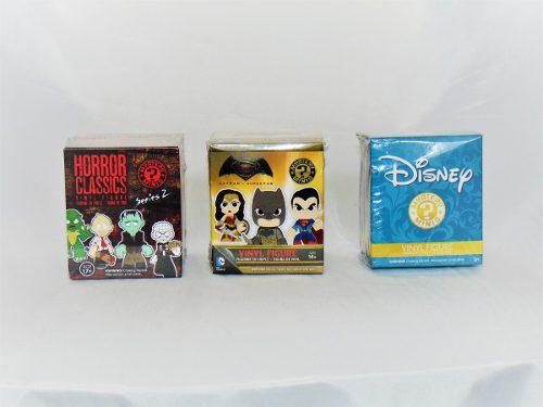 Mystery Minis Funkos Figuras De Vinil Disney, Horror, Batman