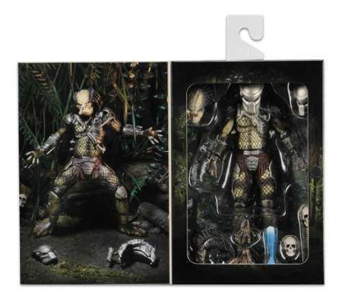 Neca Predator Jungle Hunter (classic) Ultimate Avp Aliens