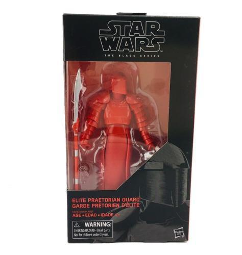 Star wars elite praetorian guard 18 cm black series hasbro