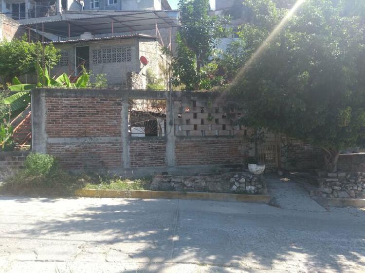 Terreno en venta 320mt2 con vista en colonia francisco villa