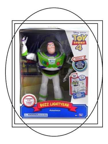 Toy Story Buzz Lightyear 65 Frases Animatronico Cae Deverdad