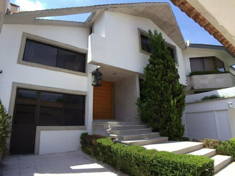 Casa en venta en ciudad satélite naucalpan
