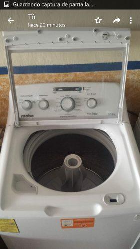Lavadora mabe seminueva y secadora whirlpool