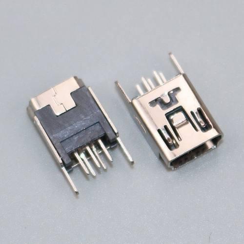 Mini usb jack, v3 para reproductor mp3 mp4 gps lot
