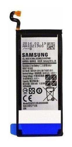 Refaccion bateria samsung s7 flat g930 eb-bg930abe 3000mah