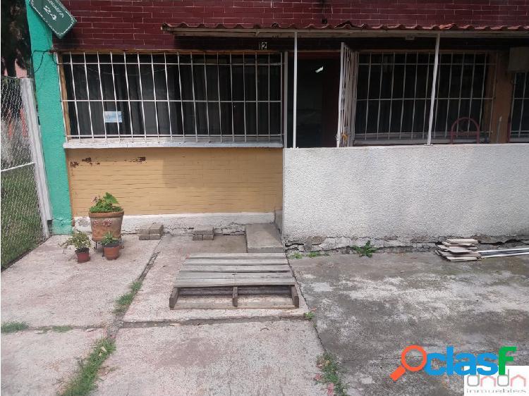 Renta de oficina amueblada en tequesquinahuac