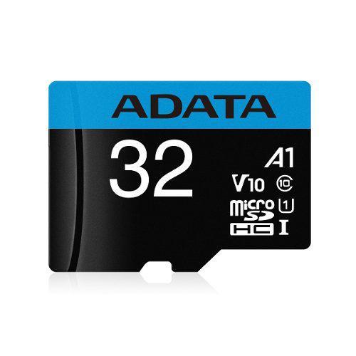 Adata memoria micro sd hc 32gb uhs-i a1 celulares alta