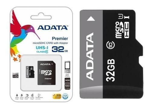 Adata memoria micro sd hc 32gb uhs-i clase 10 100% original