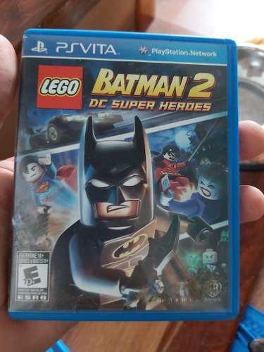 Batman lego 2 ps vita juego fisico