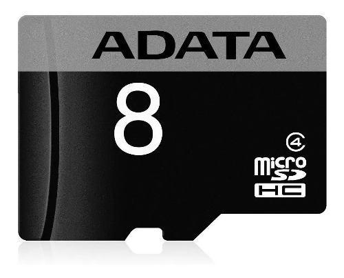 Data memoria micro sd hc 8gb clase 4 celulares original