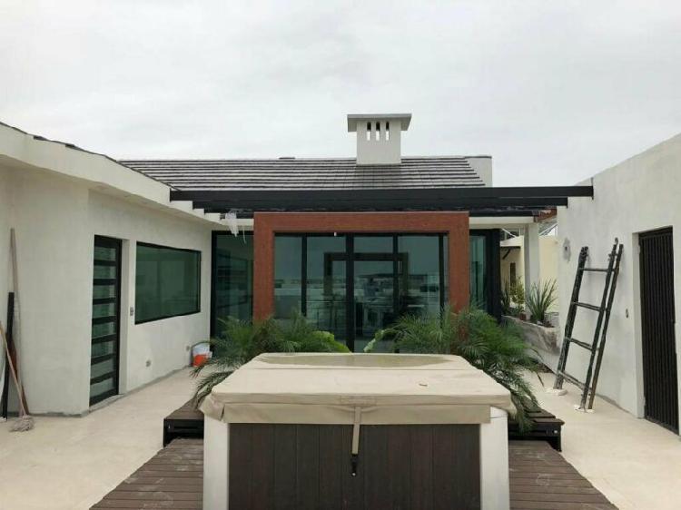 """Lujosa residencia en venta proyecto """"las fuentes"""" /"""