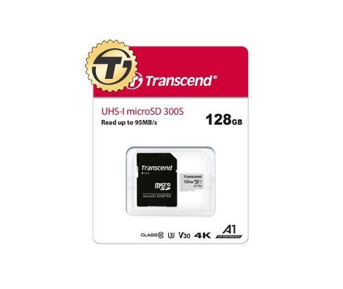 Memoria micro sd 128gb transcend para tabletas y camaras