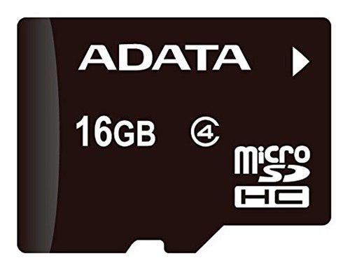Memoria micro sd hc 16gb clase 10 celular ausdh16guicl10-ra1