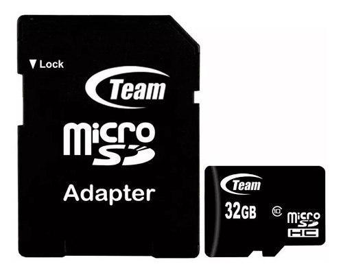 Memoria teamgroup micro sdhc 32gb cl10