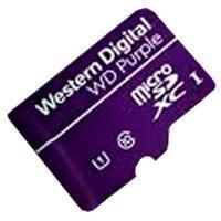 Memoria wd 128gb micro sdxc purple videovigilancia ram-3052