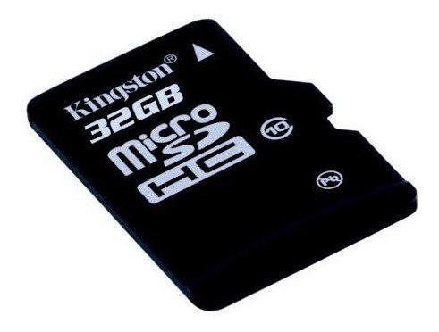 Micro sd 32gb kingston para consola retro catálogo completo