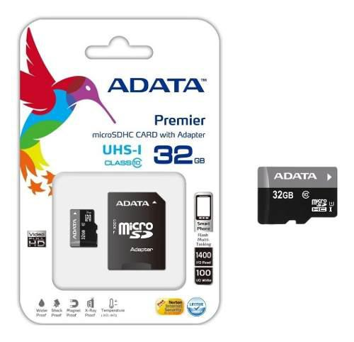 Microsd 32gb 50mbs ultra rápida celulares