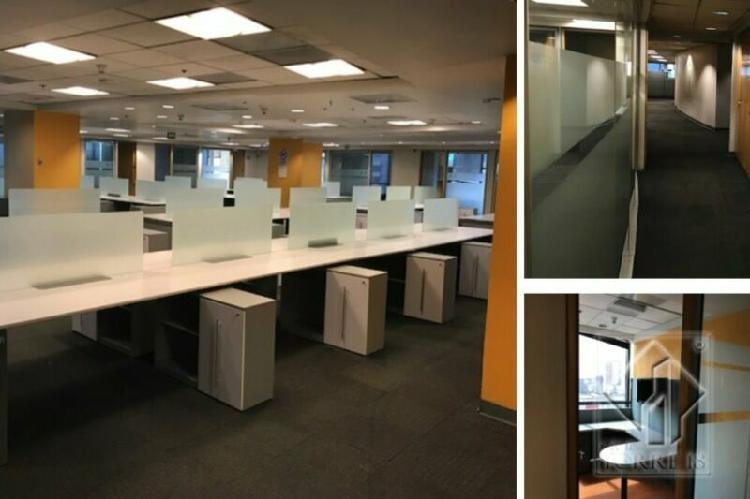 Oficinas totalmente amuebladas en renta
