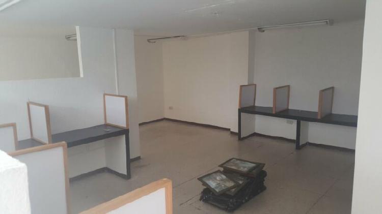 Renta de oficina de 115 m2 en zona céntrica de