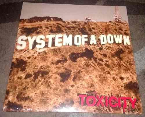 SYSTEM OF A DOWN - TOXICITY (VINILO, LP, VINIL, VINYL) segunda mano  México (Todas las ciudades)