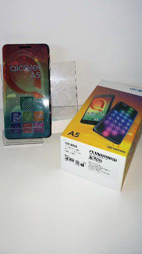 Alcatel a5 led 5085b 16gb neg y dorodo