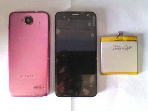 Alcatel one touch idol mini 6012x reparar/piezas/refacciones