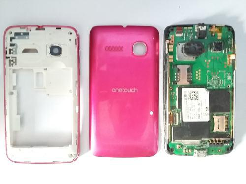 Alcatel ot4030a rosa para piezas/reparar/refacciones