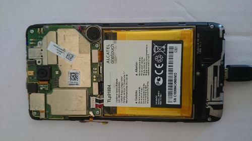 Celular alcatel onetouch 6030 piezas o completo