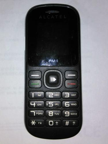 Teléfono celular alcatel one touch