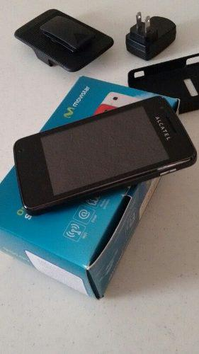 Teléfono celular alcatel one touch 4030a perfecto estado