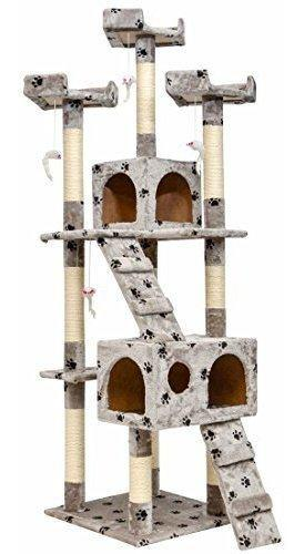 Buena vida arbol de gato casa muebles condominio 66 de alto
