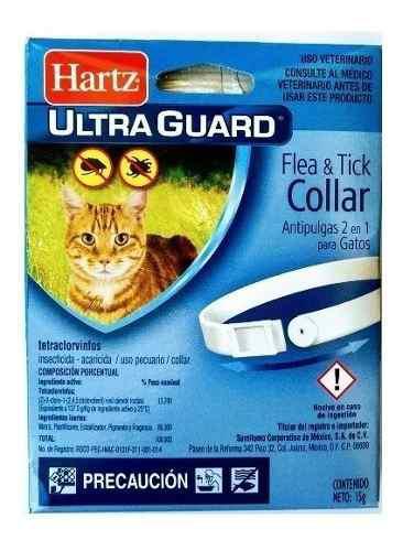 Collar antipulgas gato pulgas y garrapatas envió gratis