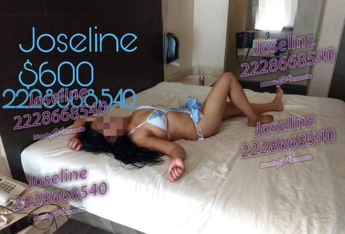 JOSELINE NUEVA JOVEN 20 AÑOS DISPONIBLE DESDE LAS 6PM-9PM
