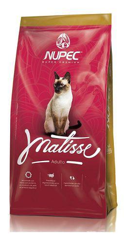 Nupec matisse adulto 1.5kg. croqueta alimento gato adulto