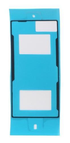 Adhesivo pegamento tapa trasera xperia z5 compact e5803 5823