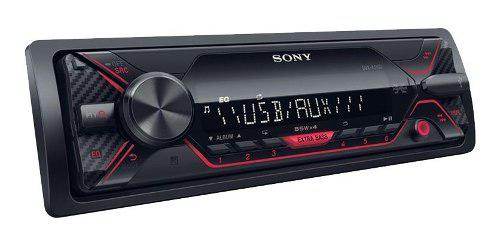 Auto Estereo Sony Dsx-a110u Usb Aux Mp3 Mega Bass 55w X 4 Nf