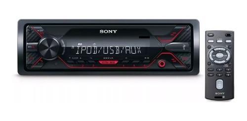Auto estereo sony dsx-a110u usb auxiliar mega bass fm/am